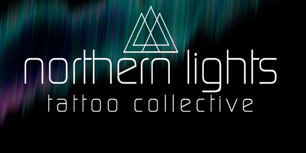 Northern Ligths Tattoo NO