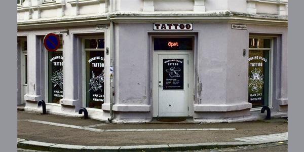 Working Class Tattoo NO